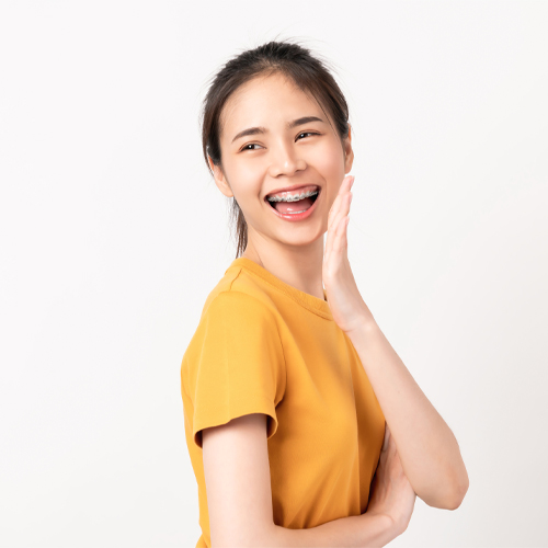 getting the perfect smile with comestic dentistry